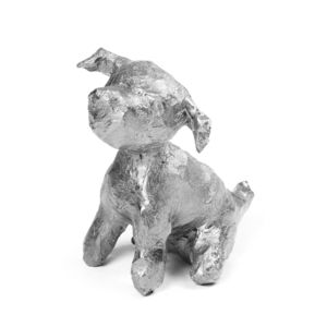 'Junior' Resin Dog - sculptures