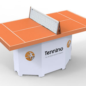 Kickpack Table Tennis Table - games