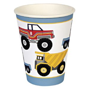 Big Truck Party Cups