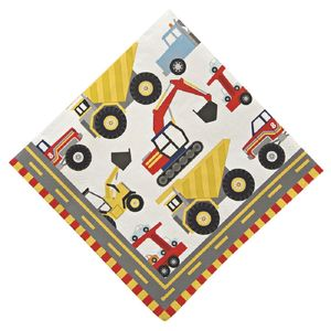 Big Truck Party Napkins