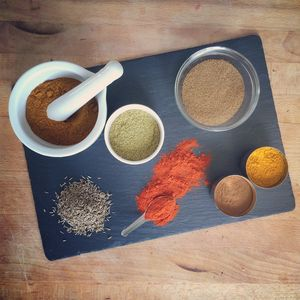 Middle Eastern Spice Kit - make your own kits