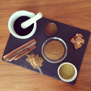 Indian Spice Kit For Seasoned Cooks - make your own kits