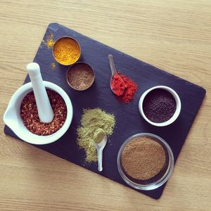 Indian Spice Kit For Beginners