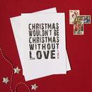 Thumb pack of two love actually christmas cards