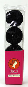 Liquorice Catherine Wheels - food gifts