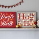 Christmas Illuminated Canvas