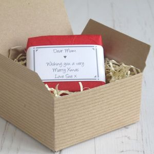 Personalised Handmade Soap For Her - bath & shower