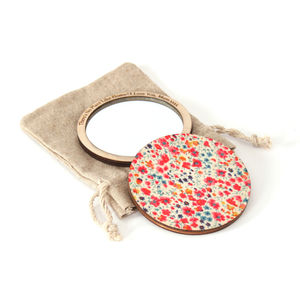 Liberty Compact Pocket Mirror - home