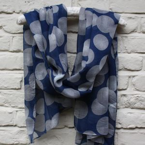 Big Dots Scarf
