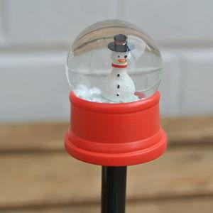 Snow Globe Pen