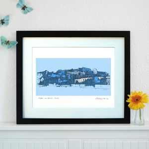 Clifton And Hotwells, Bristol Art Print