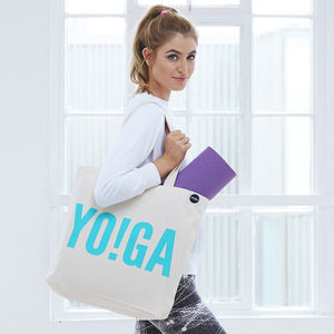 Yoga Bag - more