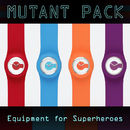 Mutant Total Pack: Four Clicloc Classic Watches