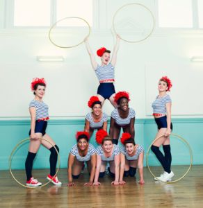 Hula Like A Pro Class For Two - hen party styling