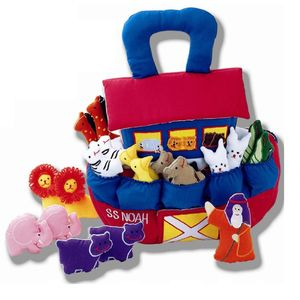 Noah's Ark - view all gifts for babies & children