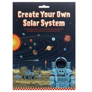 Create Your Own Solar System - new lines added