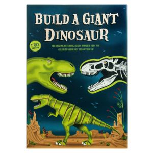 Build A Giant Dinosaur - more