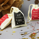 Personalised Bags Of Sparkle