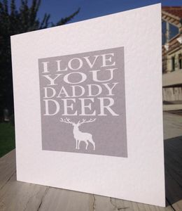 Card For Daddy