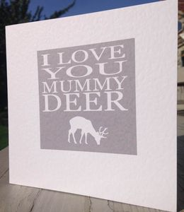 Card For Mummy
