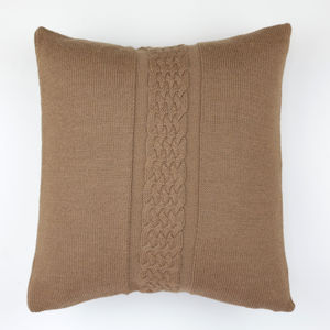 The Alpaca Co. Cusco Cushion Cover - plain cushions