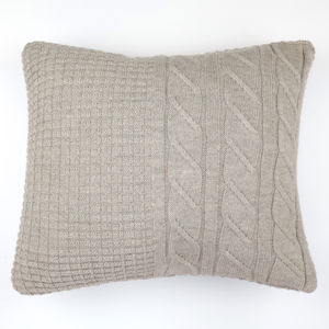 The Alpaca Co. Andes Cushion Cover - plain cushions