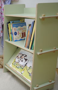 Bookcase - baby's room