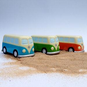 Pull Back Camper Van - toys & games