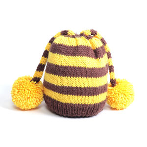 Busy Bee Hat - babies' hats