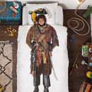 Pirate Captain Bed Set