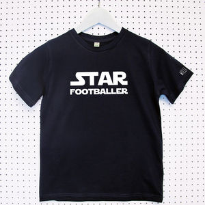 Star Wars Hobby Child's Organic Cotton T Shirt