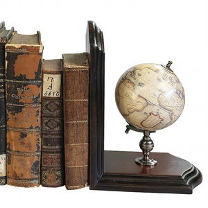 Globe Bookends - bookends