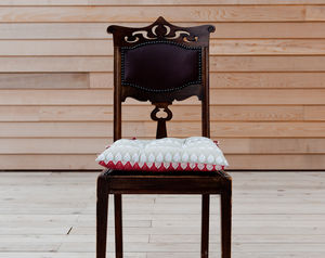 Isabella Stone And Isabella Red Chair Pad
