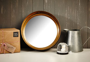 Baltic Convex Mirror