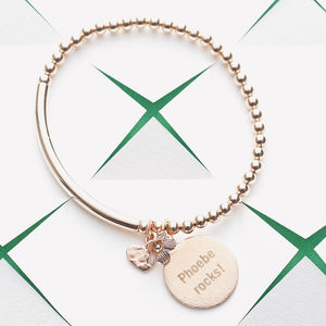 Rose Gold Bracelet - gifts for teenage girls