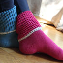 Luxury Baby Alpaca Bed Socks