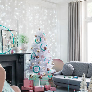 288 Curtain Fairy Lights - fairy lights & string lights