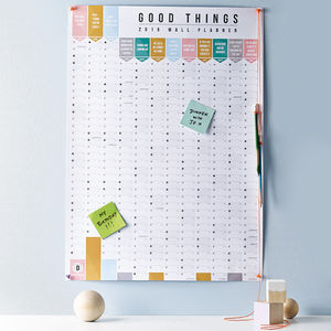 'Good Things' 2015 Planner Sale Price - gifts for families