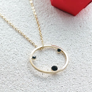 Birthstone Necklace - gifts for friends