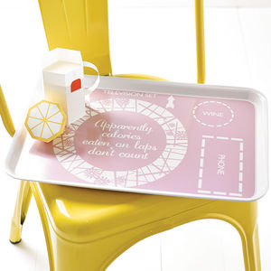 Ultimate TV Dinner Tray For Her - gifts under £25 for her