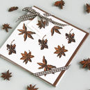 'Star Anise' Christmas Card Or Pack Of Six