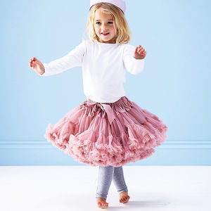 Child's Chiffon Tutu Skirt - toys & games