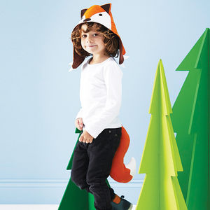Animal Tail Dress Up - not lacking in imagination