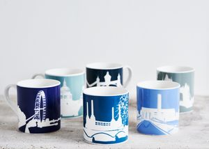 London River Landmark Mug - artisan homeware
