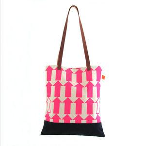 Arrow Book Bag - fashion