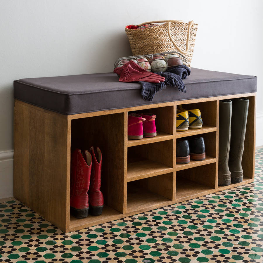 Shoe Storage Bench By Within Home