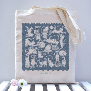 Cat Bag - shopper bags