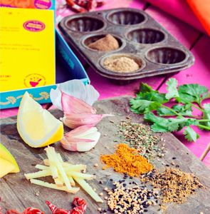 Twelve Month World Kitchen Spices Subscription