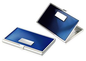 Personalised Business Card Holder - wallets & money clips