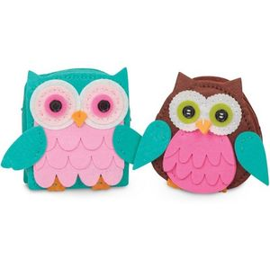 Create Your Own Owl Purse Kit - sewing kits